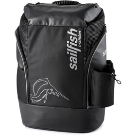 sailfish Cape Town Sac à dos, black/silver